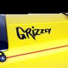 туристически каяк Prijon Grizzly - детайл