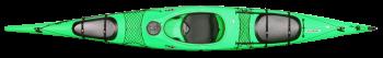 каяк Seayak Classic зелен