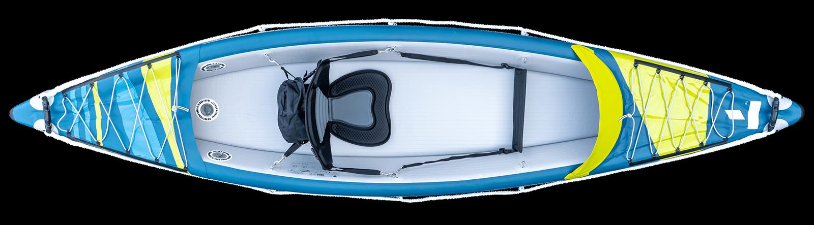 inflatable kayak Breeze HP1