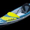 inflatable kayak Breeze HP1, diagonal