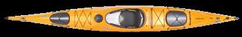 туристически каяк Marlin LV оранжев