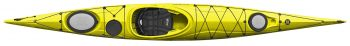 туристически каяк Essence 16 жълт