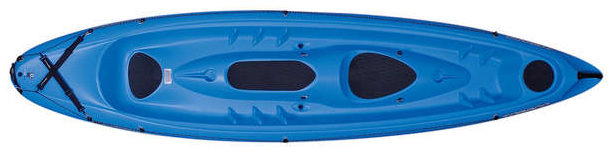 double sit-on-top-kayaks Tobago Deluxe