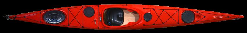 морски каяк Reval Midi Performance PE