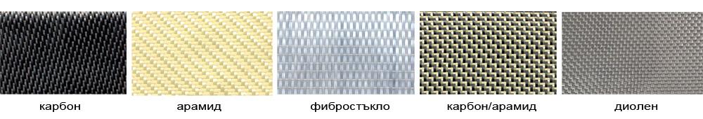 Материали, използвани при изработката на каяк