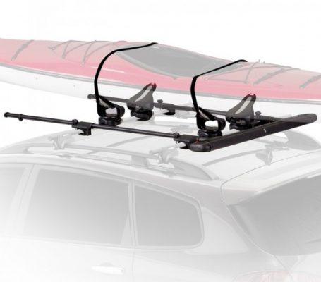 Load assist ShowBoat66 on car