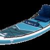 надуваем SUP Beech 10'6'' V-kayak диагонал