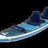 надуваем SUP Beech 11'6'' V-kayak диагонал