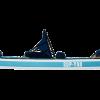 надуваем SUP Beech 11'6'' V-kayak отстрани